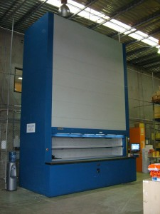 Kardex Used Vertical Carousel